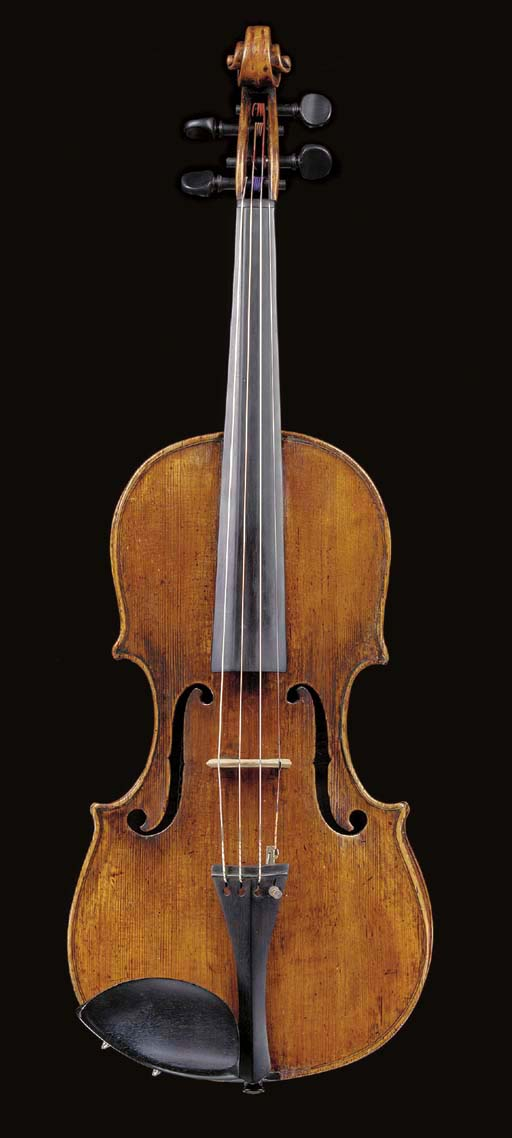 Dad's viola from Christies